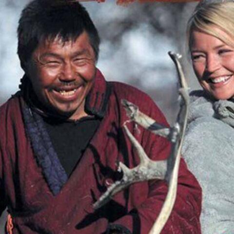 Virginie Efira… un beau voyage en Mongolie