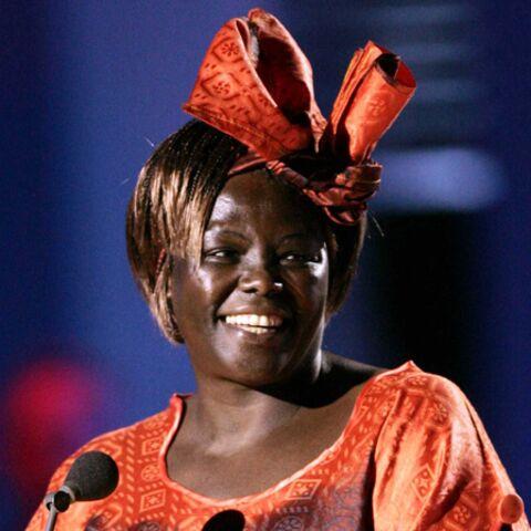 Décès de Wangari Maathai, prix Nobel de la paix