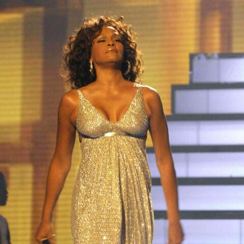 Whitney Houston éternue mais ne sniffe pas