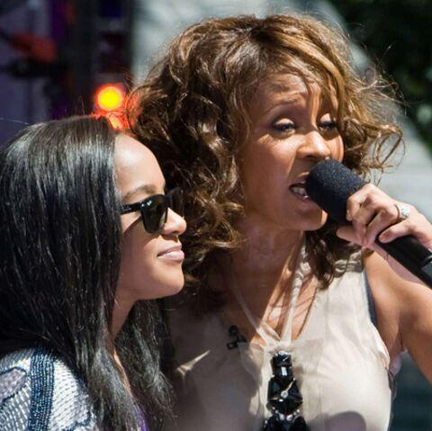 Whitney Houston: sa fille vit son deuil dans la douleur
