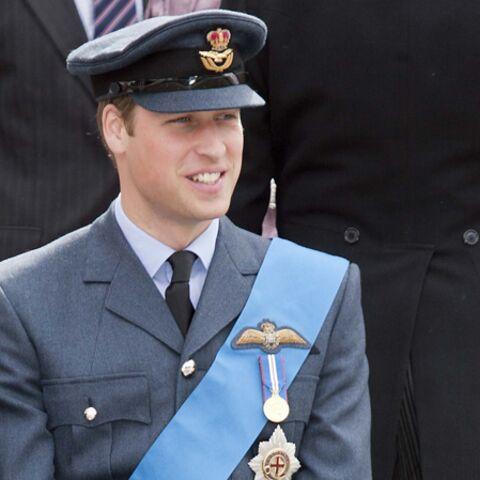 Que portera le prince William pour son mariage?