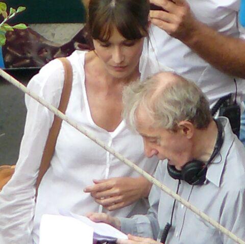 Woody Allen, à la Botte… de la première dame