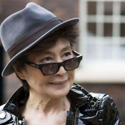 Yoko Ono: peindre contre l'autisme