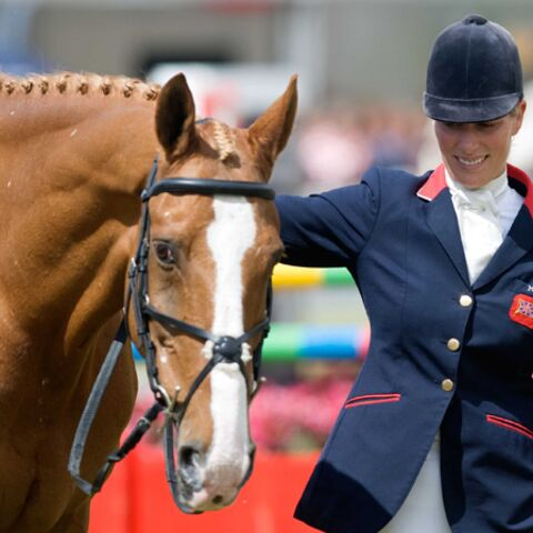 Zara Phillips se qualifie pour les JO de Londres