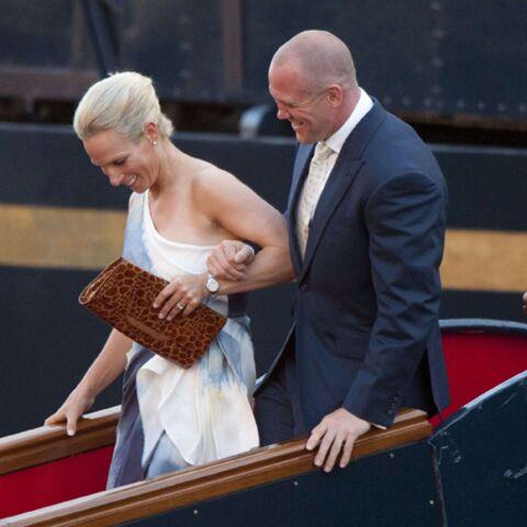 Photos: Avant le mariage, une soirée sur un yacht royal pour Zara Phillips et Mike Tindall
