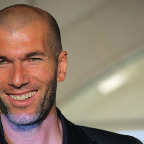 Zidane timbré, mais pour la bonne cause!