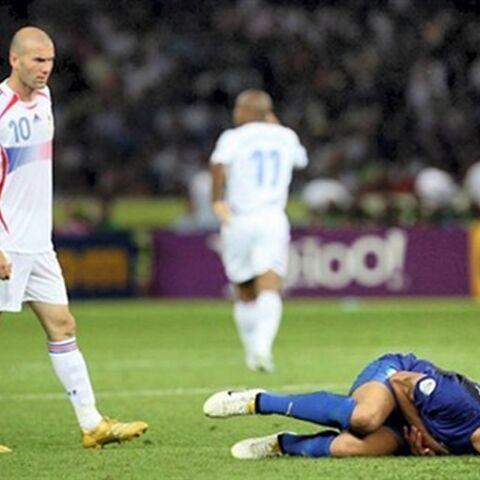 Zidane et Materazzi, la prise de tête continue
