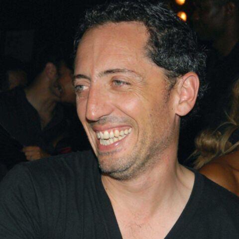Gad Elmaleh remercie ses fans sur Facebook et Twitter