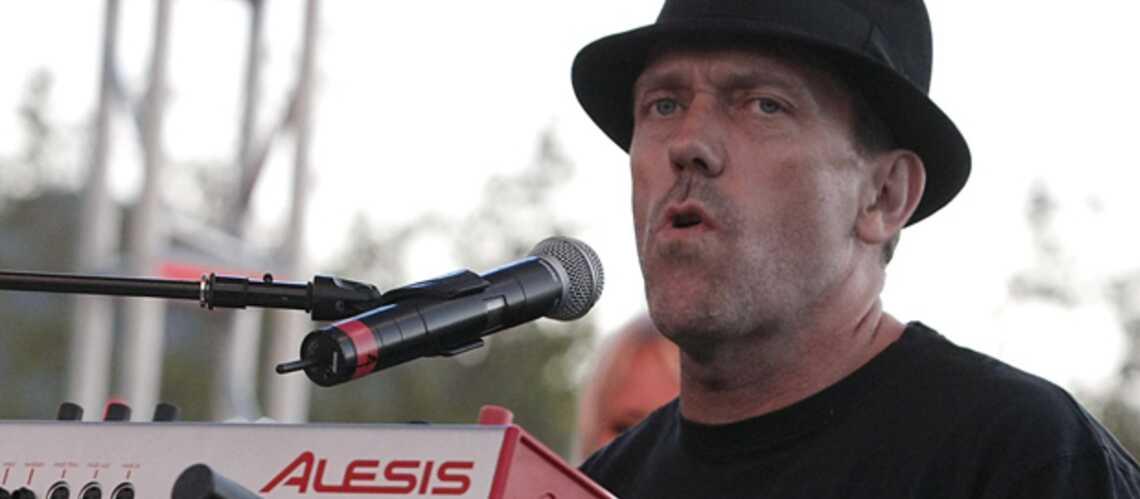 Hugh Laurie: le docteur blues vient chanter à Paris