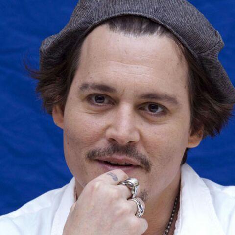 Johnny Depp: moi? Français? Jamais!