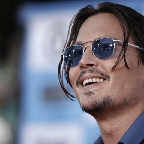 Johnny Depp est borgne depuis la naissance