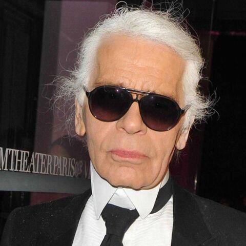Dans la suite de Karl Lagerfeld