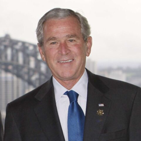 George W. Bush peint ses contemporains