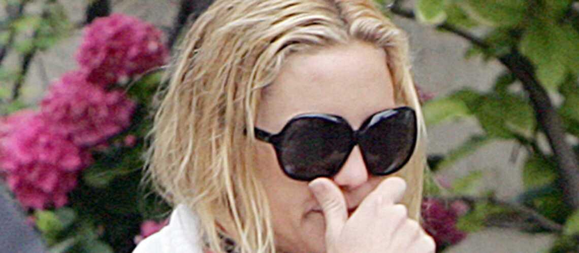 Kate Hudson déjà recassée?