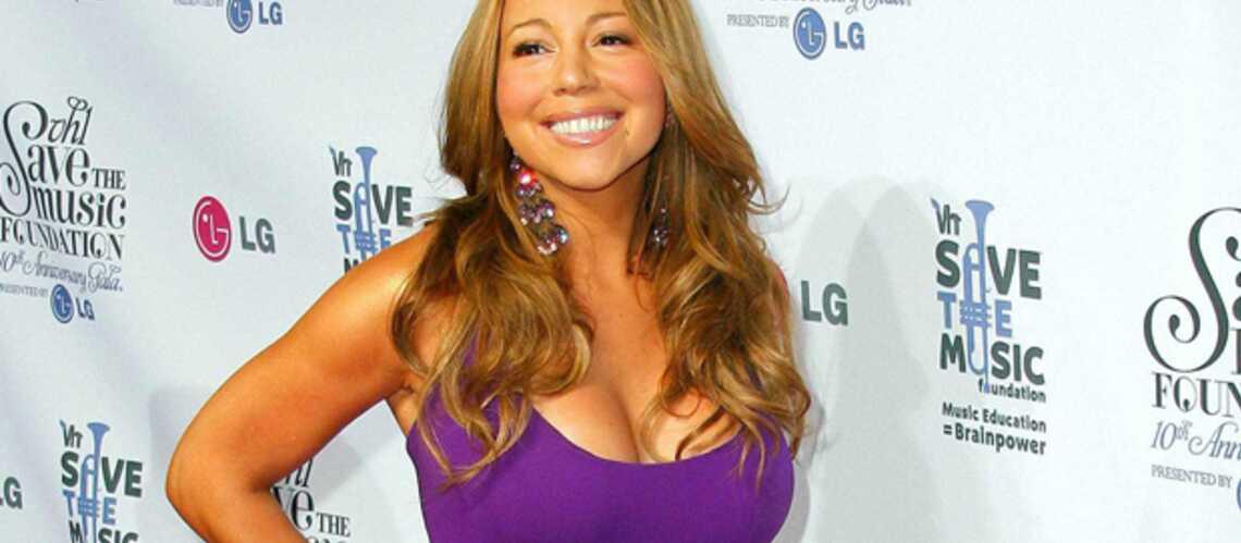 Mariah Carey copie Beyoncé
