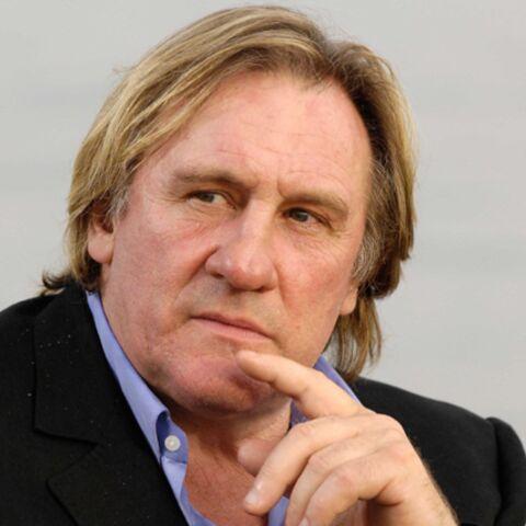 Gérard Depardieu annule un concert en Suisse
