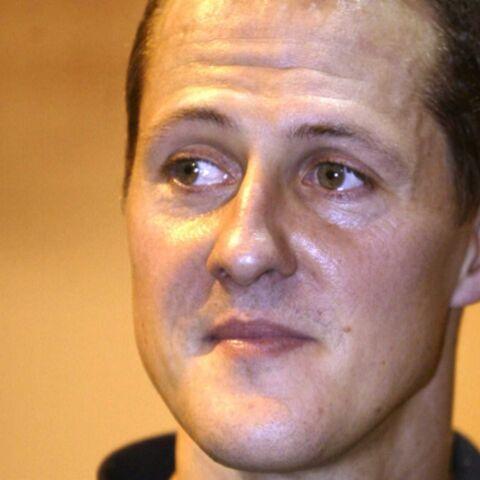 Michael Schumacher privé de F1
