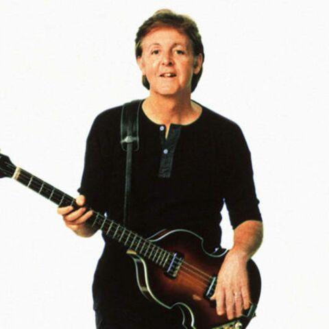 Paul Mc Cartney écrit une chanson d'amour à Heather Mills