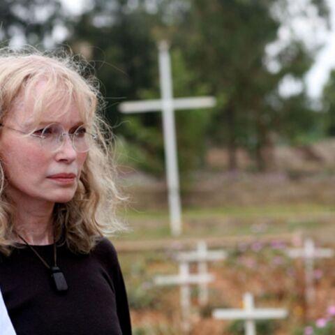 Mia Farrow va entamer une grève de la faim