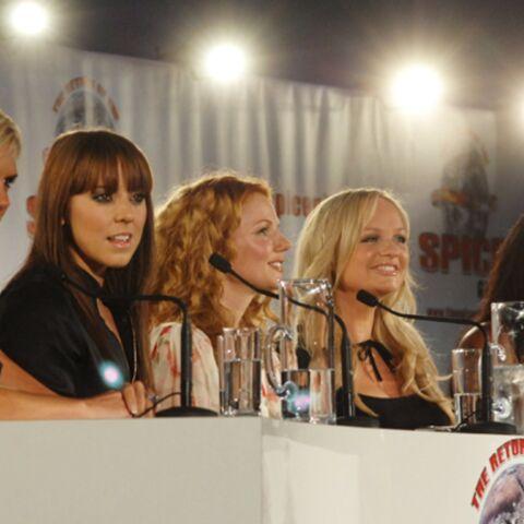 Mel C menace d'attaquer les Spice Girls si elles se reforment
