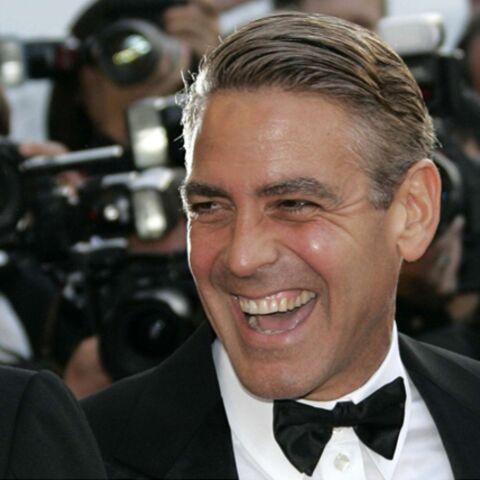 Renversant George Clooney
