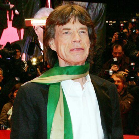 Une mèche de cheveux de Mick Jagger s'arrache 5000 euros