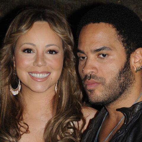 Mariah Carey à Cannes… avec Lenny Kravitz