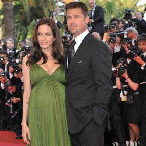Les photos d'Angelina Jolie et Brad Pitt sur le tapis rouge