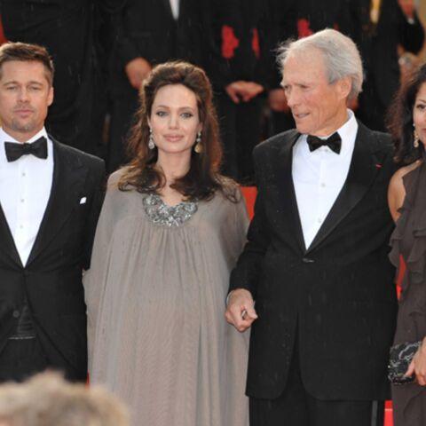 Angelina Jolie et Brad Pitt sur le tapis rouge