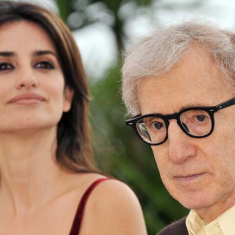 Penelope Cruz et Woody Allen