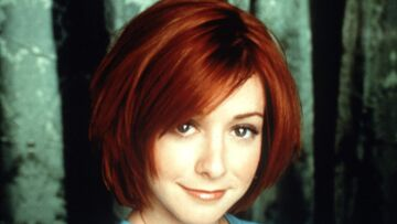 Alyson Hannigan dans son nid d'amour à Los Angeles