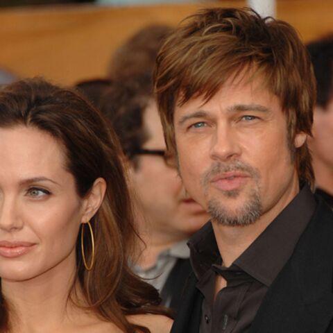 Angelina Jolie et Brad Pitt: leurs jumelles valent 10 millions d'euros!