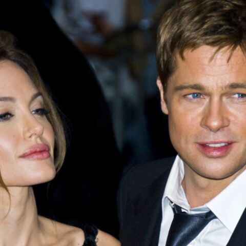 C'est la fin des vacances en France pour Angelina et Brad