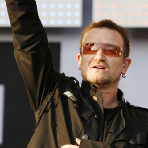 Bono parrain des jumeaux de Brad Pitt?