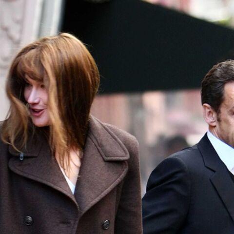 Scoop: Carla et Nicolas Sarkozy, leur nuit secrète à New York