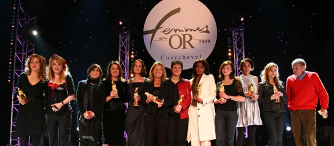 Femmes en Or: La 17e cérémonie en direct de Courchevel