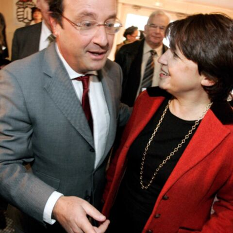 PS: Martine Aubry a gâté François Hollande