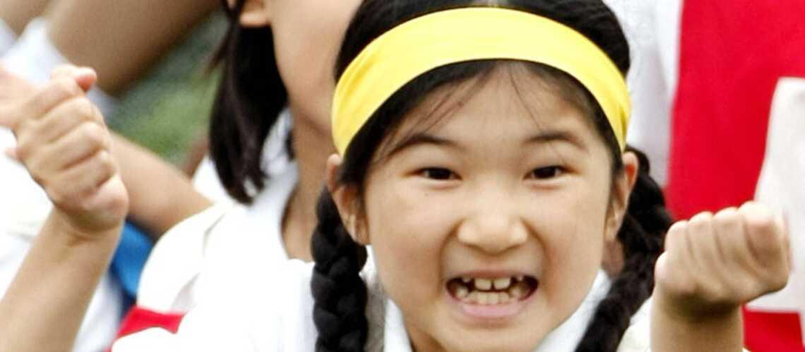 La petite princesse Aiko du Japon tyrannisée à l'école?