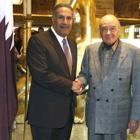 Mohamed al Fayed a vendu Harrods