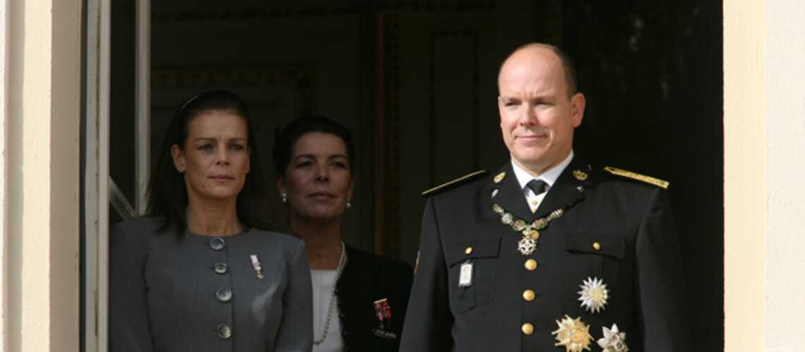 Fête monégasque: le prince Albert est sorti sans Charlène