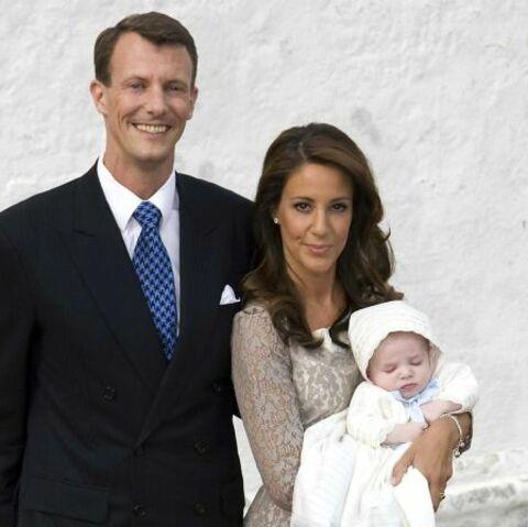 Le petit prince du Danemark a enfin un prénom!