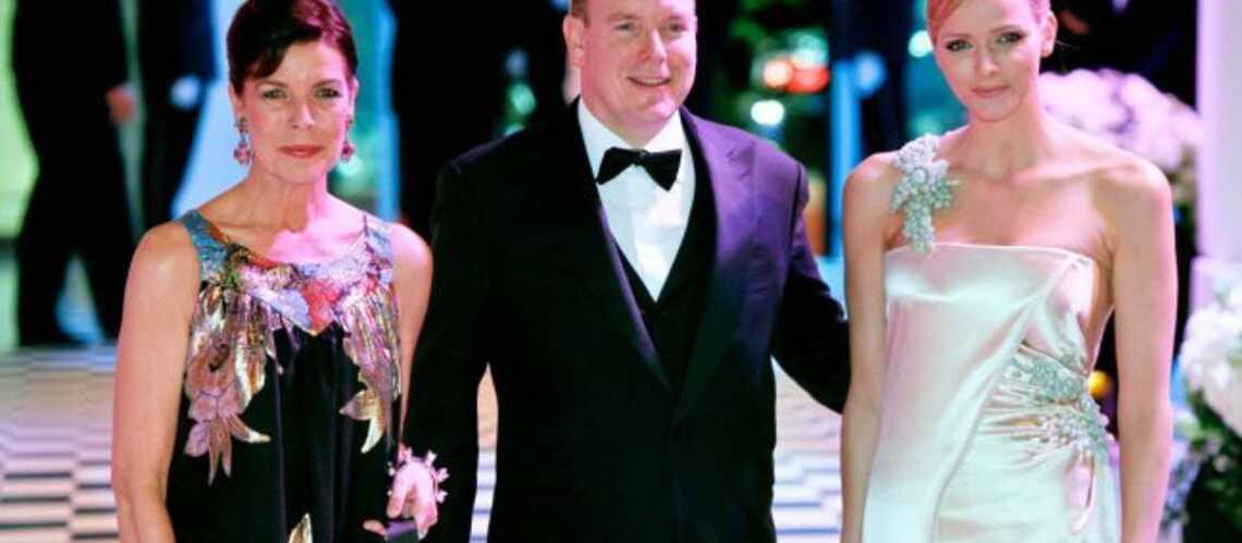 Caroline de Monaco: la sensation mode du Bal de la Rose