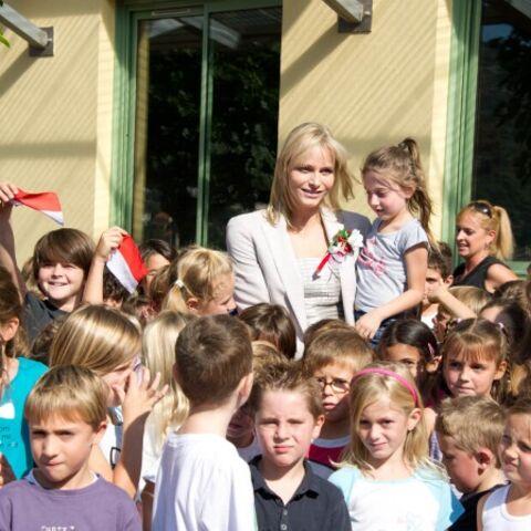 Charlène de Monaco: pour l'amour des enfants