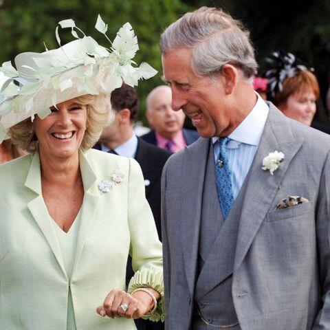 Charles et Camilla: «Famille je vous aime»!