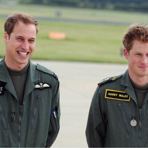 William et Harry: petites confessions