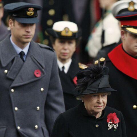 Elisabeth II: place aux jeunes!