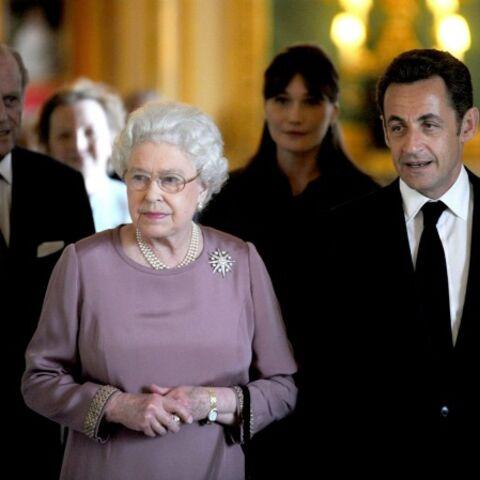 Jubilé- Elizabeth II et les présidents français