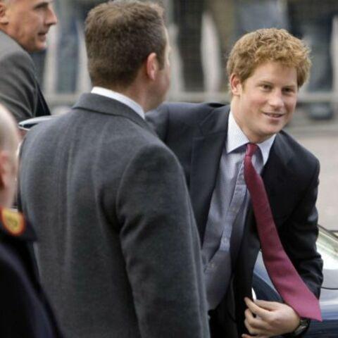 Le prince Harry bientôt aux States!