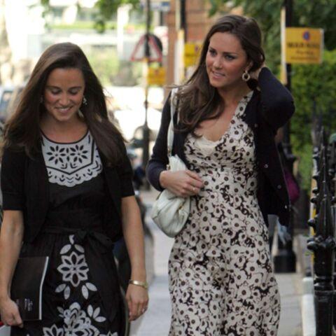 Kate et Pippa Middleton, soeurs complices et… rivales!