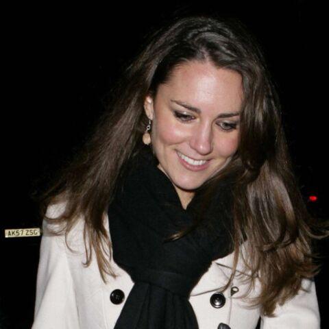 Kate Middleton se lance dans les affaires